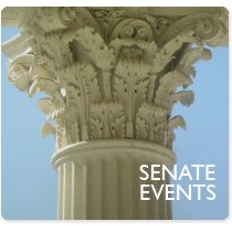 Senate Events