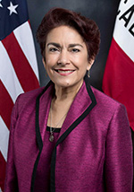 Senator Anna M. Caballero