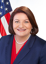 Photo of Senate President pro Tem Toni G. Atkins